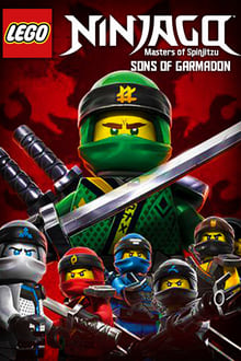 LEGO Ninjago: Masters of Spinjitzu - Season 8
