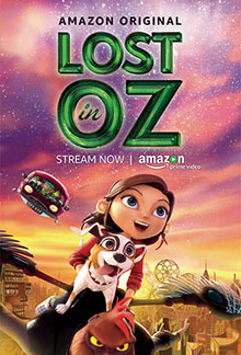Lost in Oz - Season 2