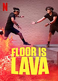 Floor is Lava - Season 1