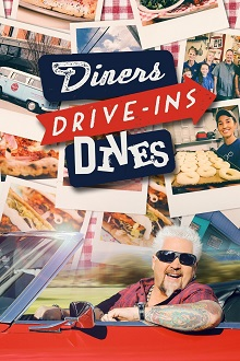 Diners, Drive-ins and Dives - Season 33