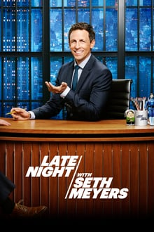 Late Night with Seth Meyers - Season 9