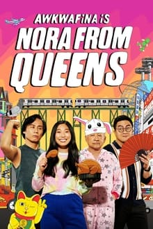 Awkwafina is Nora From Queens - Season 2